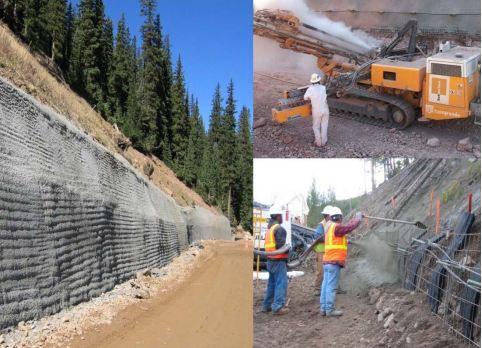 FHWA-NHI-14-007 - Soil Nail Walls (آخرین ورژن توصیه نامه طراحی نیلینگ FHWA)