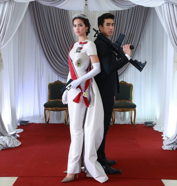 دانلود سریال تایلندی تاج پرنسس Likit Ruk 2018