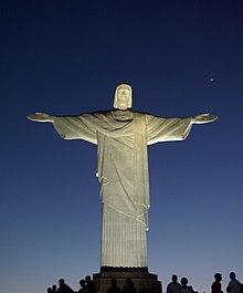 مجسمه مسیح در کدام کشور است