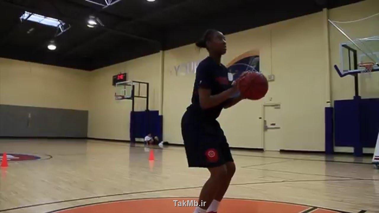 فیلم آموزش بسکتبال - Basketball Training: University of Arizona