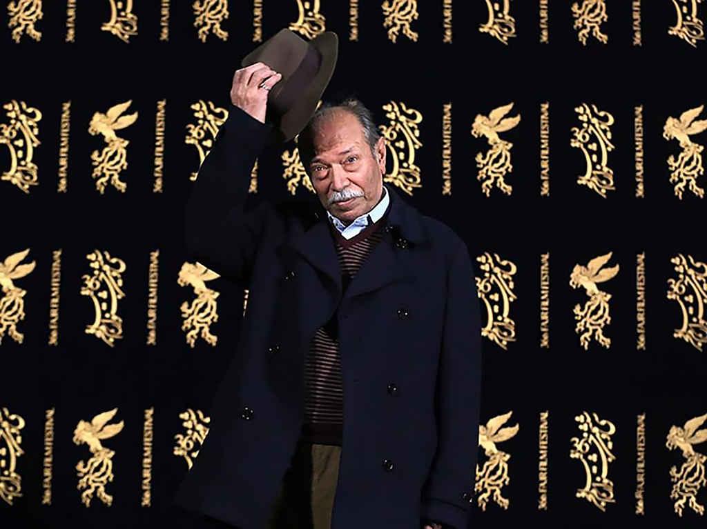 استاد علی نصیریان در جشنواره فیلم فجر