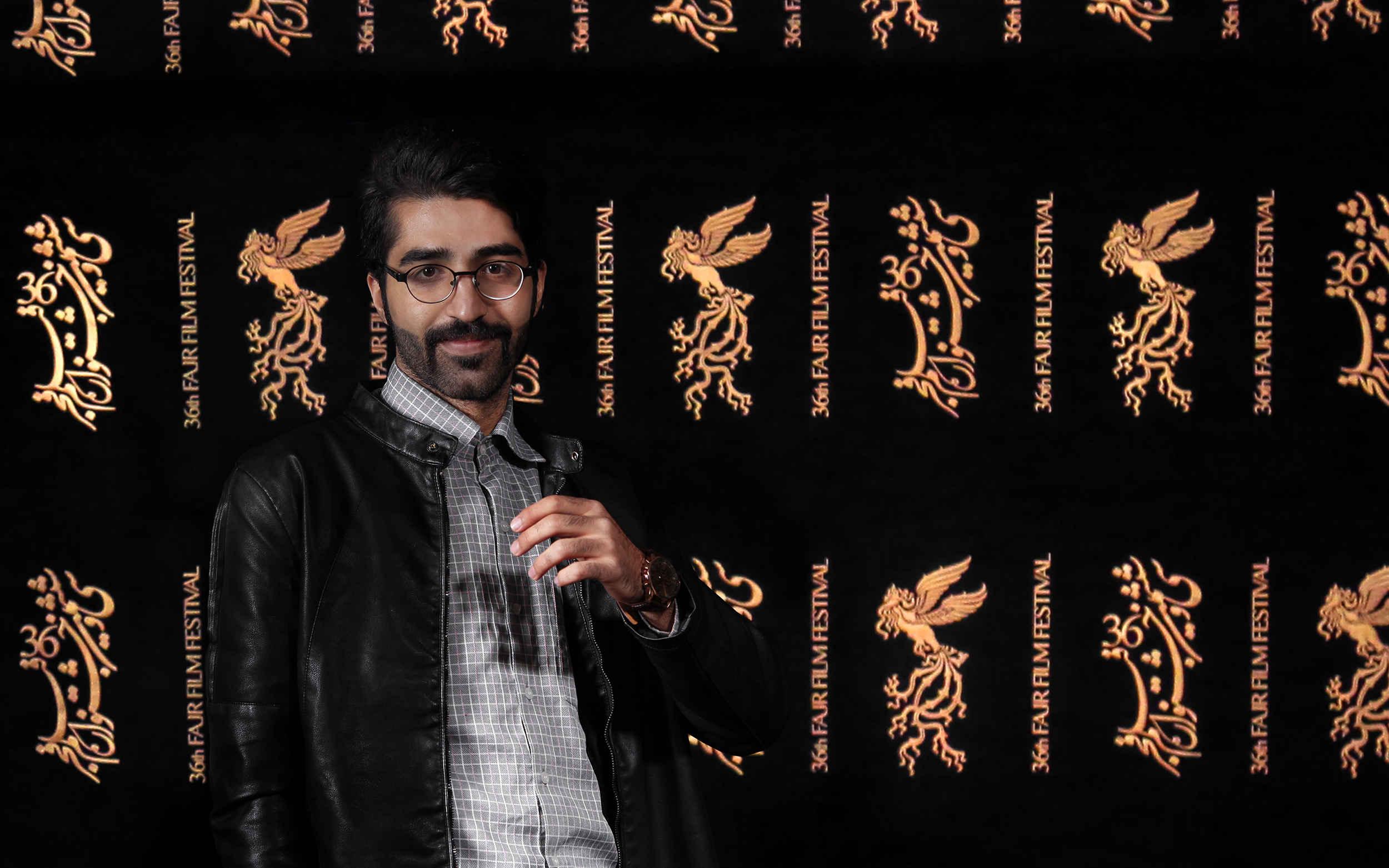 مهدی کیانی بازیگر و کارگردان در جشنواره فیلم فجر
