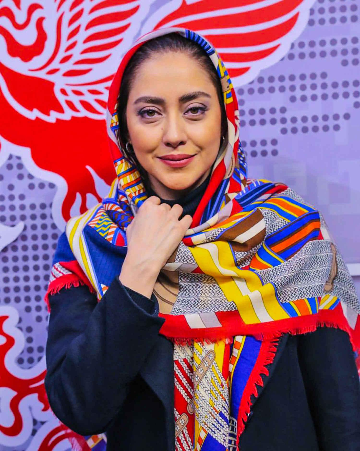 بهاره کیان افشار بازیگر در جشنواره فیلم فجر