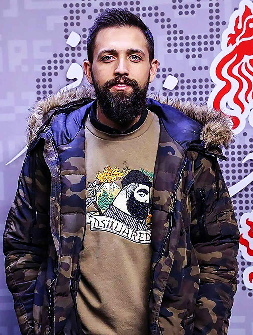 محسن افشانی در جشنواره فیلم فجر