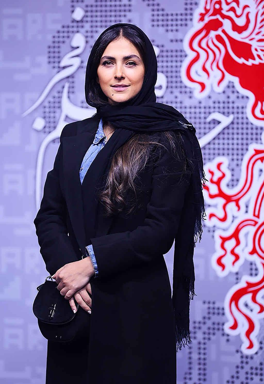 هدی زینالعابدین بازیگر در جشنواره فیلم فجر