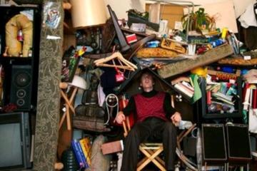 چرا دوست دارم آشغال جمع کنم / سیر تا پیاز اختلال احتکار