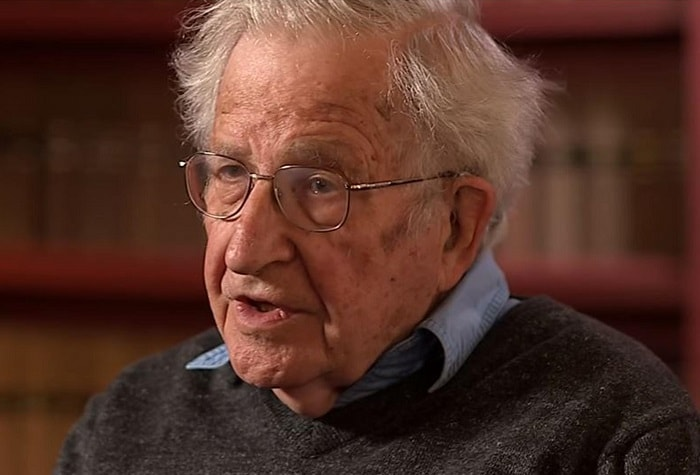 نوام چامسکی - Noam Chomsky