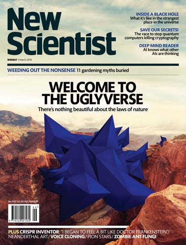 New Scientist 03 March 2018