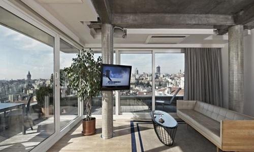 هتل ویت سوئیت استانبول