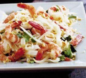آموزش غذای تایلندی | پد تای