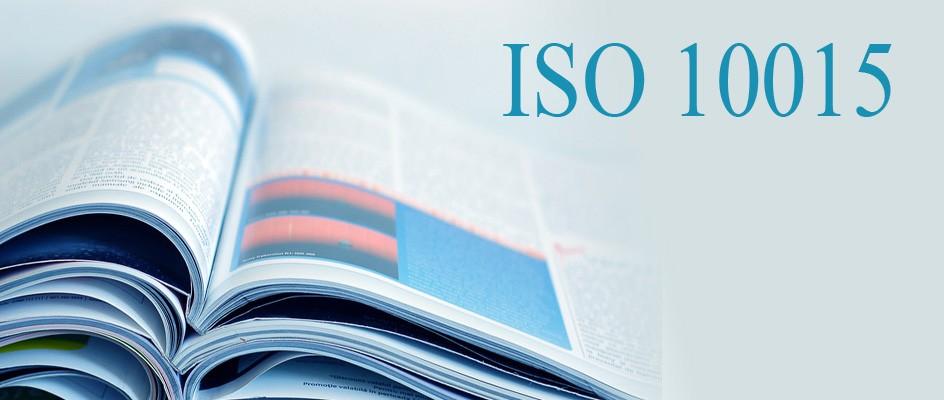 مشاوره ایزو ؛درباره استاندارد ایزو 10015