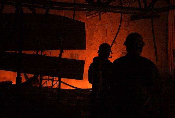 علت آتشسوزی در پادگان تیپ ۲۹۲ زرهی نیروی زمینی ارتش دزفول در حال بررسی است