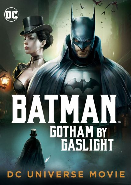 دانلود فیلم Batman Gotham By Gaslight 2018