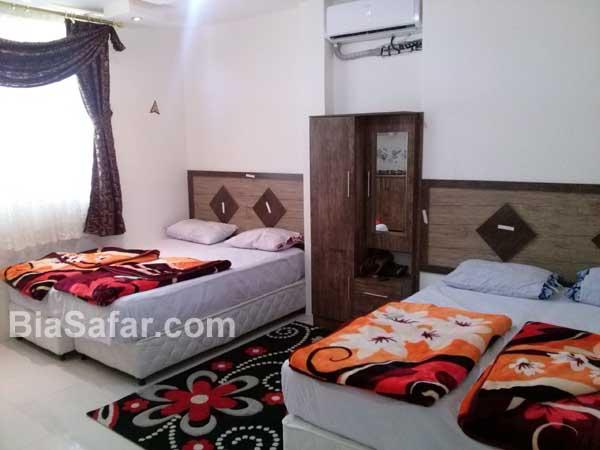 هتل آپارتمان قصرالشمس مشهد