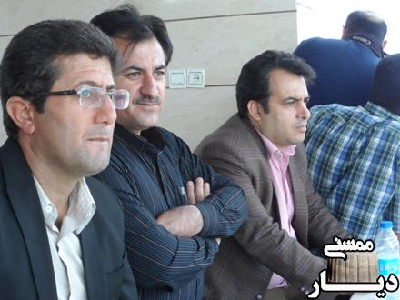 بازی جوانان شریف بتن ممسنی و فولاد یاسوج