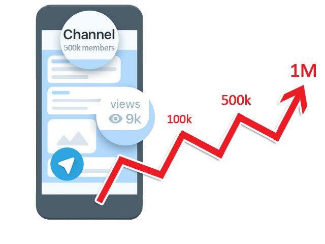 اموزش افزایشش مببر تلگرام