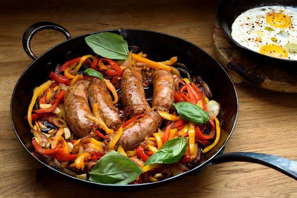 نکاتی درباره پخت و نگهداری سوسیس