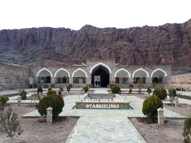 کاروانسراهای آذربایجان شرقی