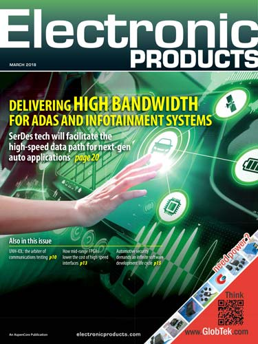Electronic Products March 2018