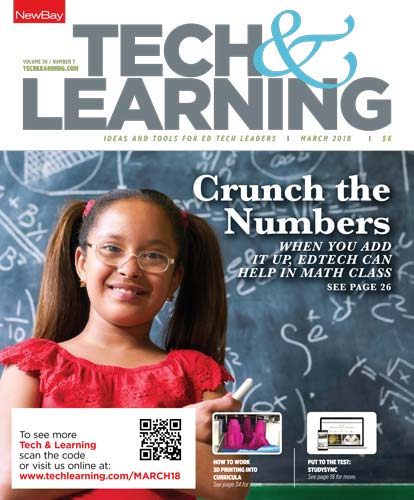 Tech and Learning March 2018
