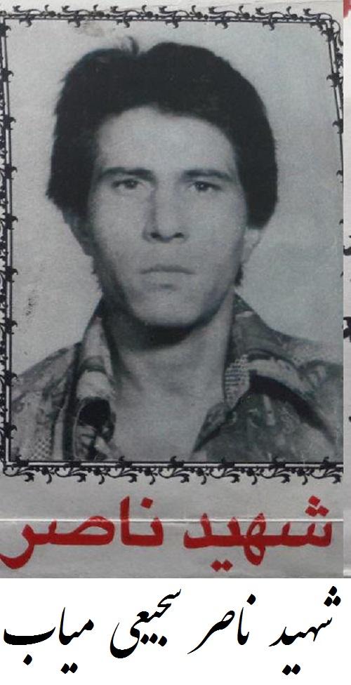 شهید ناصرسجیعی