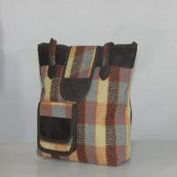 کیف شانه ای مدل ستایش پشمی