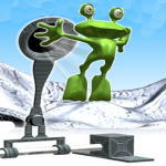 shoot frog game for free