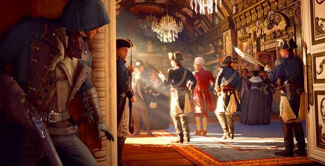 Assassins Creed Unity (کیش یک ادم کش : وحدت) آی نقد