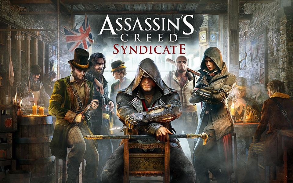 کرک سالم و تست شده بازی Assassins creed Syndicate