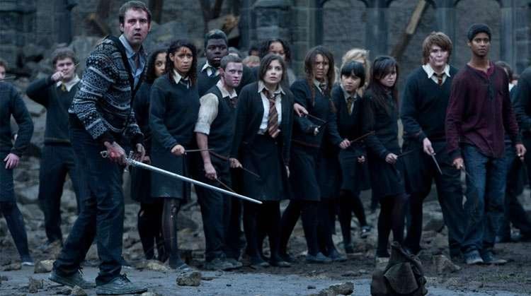 Harry Potter and the Deathly Hallows (هری پاتر و یادگاران مرگ) آی نقد