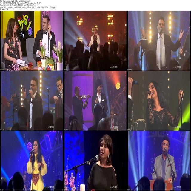 دانلود ویژه برنامه نوروز 1397 شبکه BBC