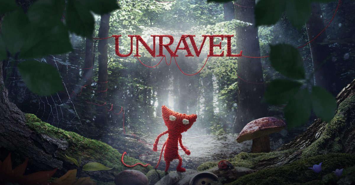دانلود کرک STEAMPUNKS بازی Unravel