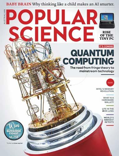 Popular Science Australia April 2018