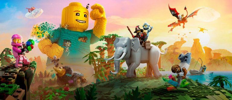 دانلود کرک انلاین بازی Lego Worlds