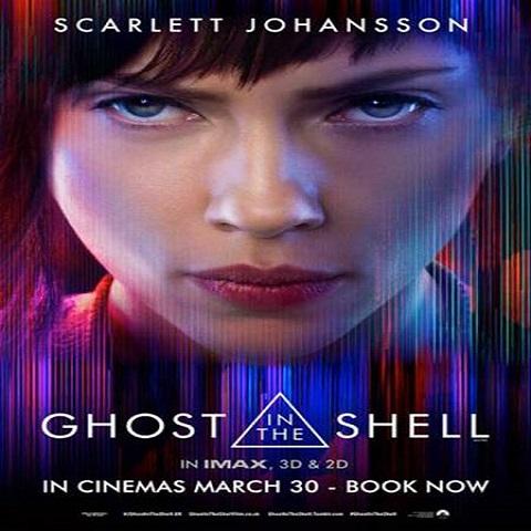 دانلود فیلم شبح درون پوسته Ghost in the Shell 2017 دوبله فارسی