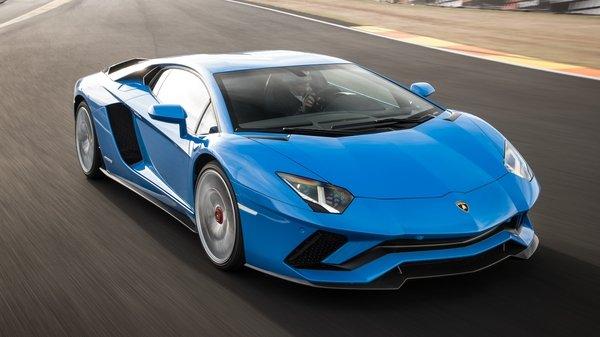دانلود مد Lamborghini 2018 برای gta sa
