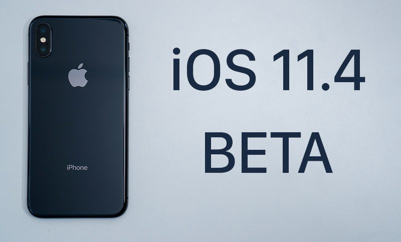 دانلود مستقیم اولین نسخه بتا IOS 11.4