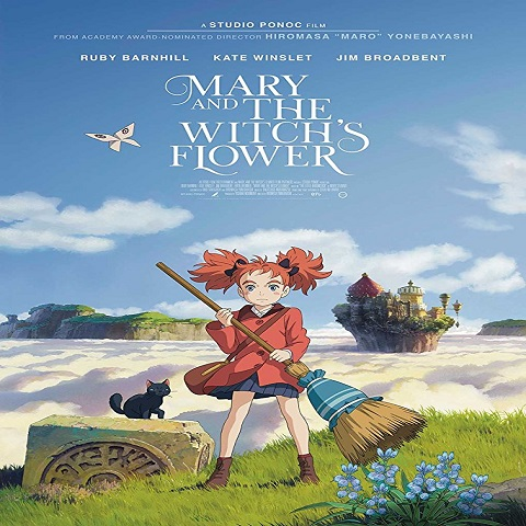 دانلود فیلم Mary And The Witchs Flower 2017
