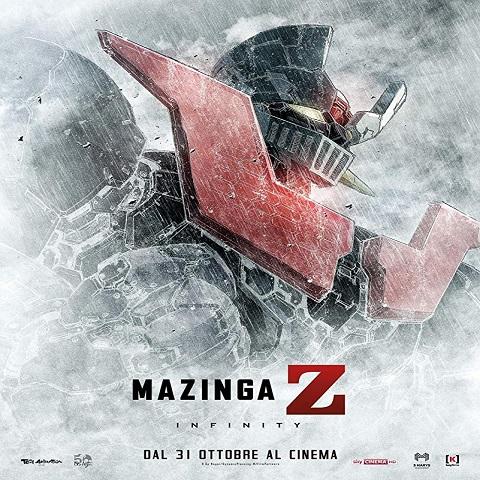 دانلود فیلم Mazinger Z Infinity 2017