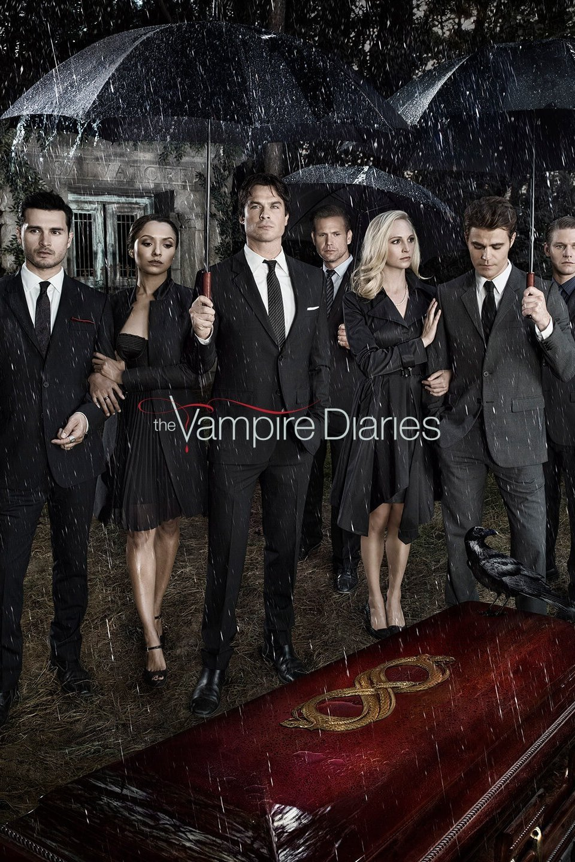 دانلود سریال The Vampire Diaries فصل 1 تا 7 کامل
