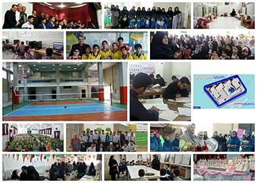 آیینه یزد پیش ثبتنام دانشآموزان در مجتمع آموزشی حضرت مجتبی(ع)