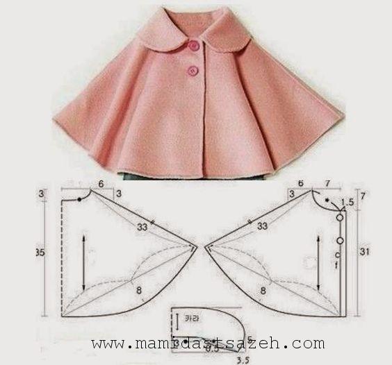 سایزبندی پوشاک استوک بچه گانه