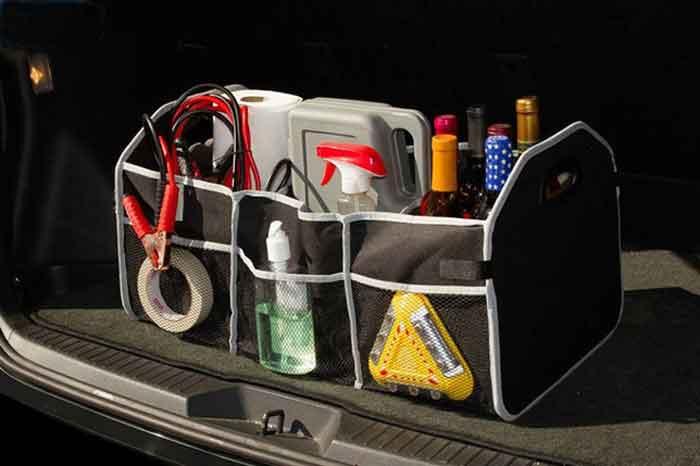 سفارش کیف نظم دهنده لوازم صندوق عقب خودرو