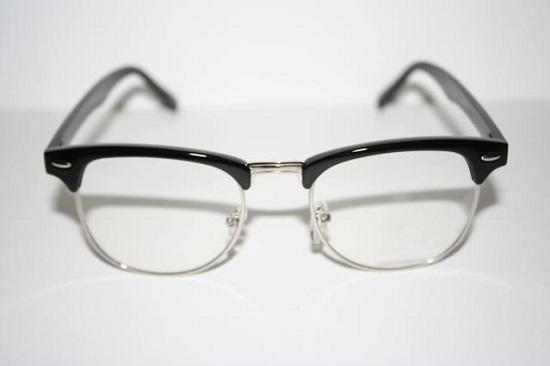 خرید عینک کلاب مستر با شیشه شفاف