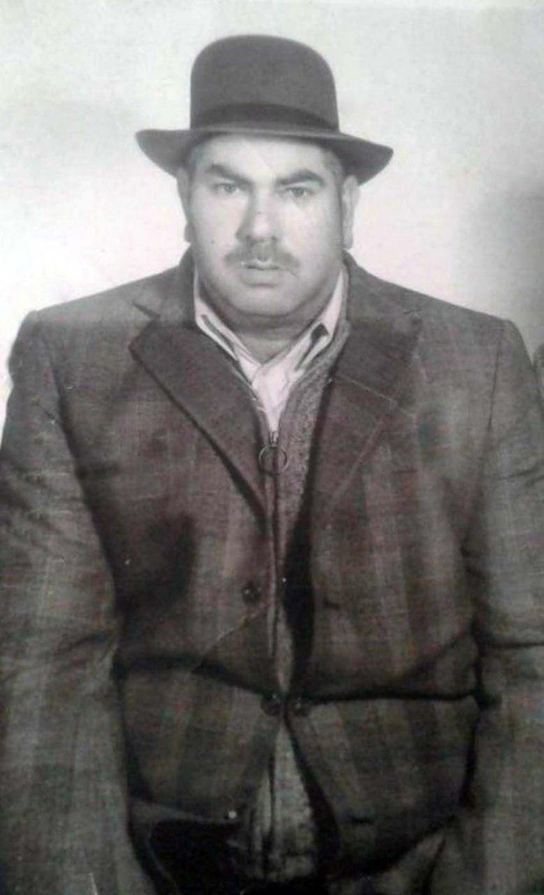 مرحوم حاج حسین ممقانی قاضی جهانی