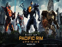 دانلود فیلم حاشیهٔ اقیانوس آرام: طغیان - Pacific Rim: Uprising 2018