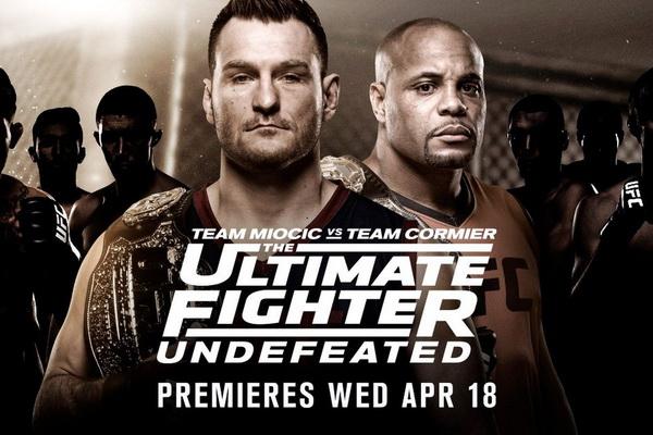 دانلود  التیمیت فایتر 27 | The Ultimate Fighter 27 : Undefeated_قسمت 12 اضافه شد