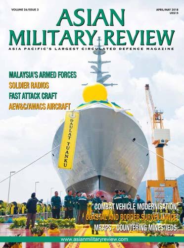 Asian Military Review April 2018