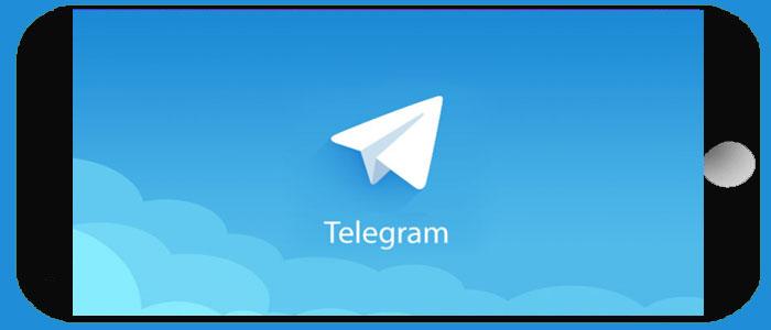 برنامه پیام رسان تلگرام - Telegram
