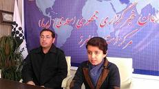 حسين عطايي نابغه 11 ساله کرجي